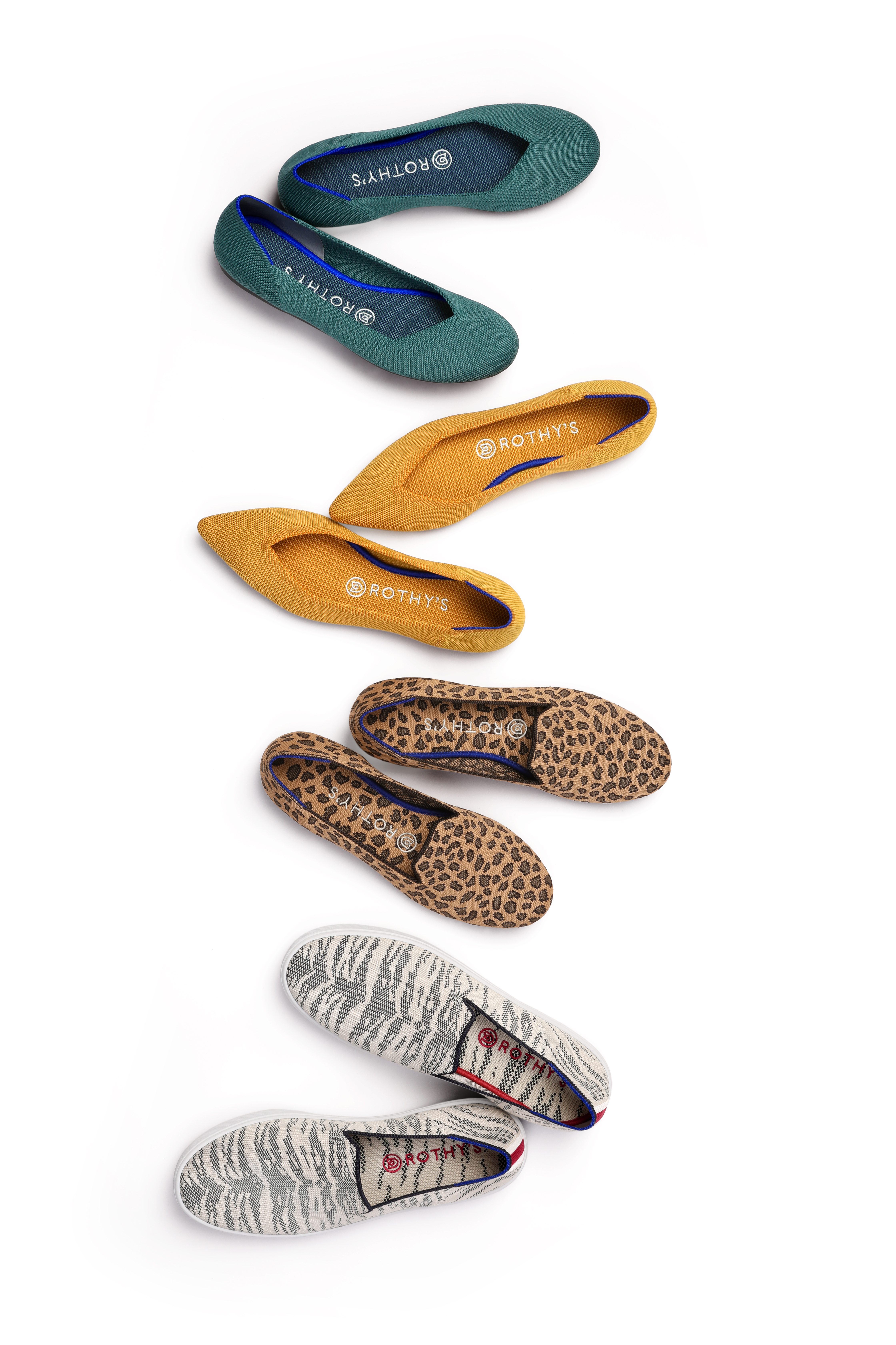 b12e6d8fef Rothy's: Washable, Woven Flats & Shoes Made from Recycled Plastic